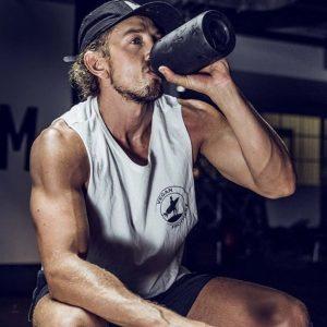 Vegan Frotherz Muscle Tee